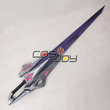 "Cosjoy 53"" The Asterisk War Amagiri Ayato's Big Sword Pvc Cosplay Prop-1089"