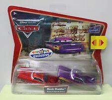 RAMONE & HYDRAULIC RAMONE Movie Doubles Disney Pixar Cars Impala TRU M6001 NEW