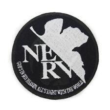 Rebuild of Evangelion NERV Phosphorescent Removable Badge Patch Licensed Cospa