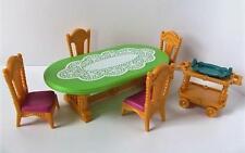 Playmobil Victorian dollshouse/Mariage/Palais de meubles de salle à manger/table de banquet NEUF