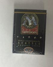 1998 Magic MTG World Championship Deck Ben Rubin Edition Factory Sealed