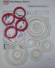 1978 Atari Middle Earth Pinball Machine Rubber Ring Kit