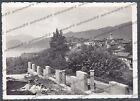 VARESE CASTELVECCANA 09 NASCA VALTRAVAGLIA Cartolina FOTOGRAFICA viaggiata 1952