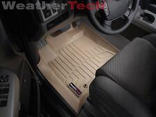 WeatherTech Floor Mat FloorLiner - Toyota Tundra CrewMax - 2007-2011 - Tan