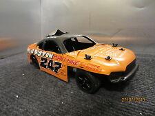 NEW ! Toyota Supra Mk 4 Large It 1:12 scale TIC Kamtec Banger racing body