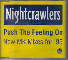 Night crawlers- Push the Feeling on cd maxi single