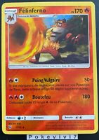 Carte Pokemon MEWTWO 75//214 RARE Reverse Soleil et Lune 10 SL10 FR NEUF