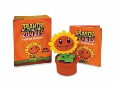 Plants vs. Zombies: Light-Up Sunflower: With Sound!, Press, Running, New conditi