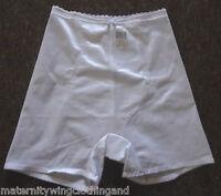 Brand New High Waist Control Pantie Girdle White Shapewear