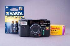 Olympus OZ 70 Panorama Zoom Point & Shoot Film Camera
