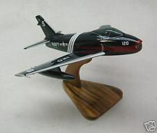 F-J-3 Fury North American Airplane Desktop Wood Model Big New