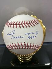 Willie Mays Single Signed Baseball Autographed TRISTAR   ROMLB Clean Ball