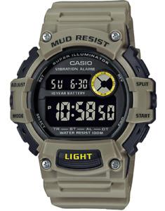 Casio TRT110H-5BV,  Resin Watch, Illuminator, Countdown Timer, Vibration Alarm
