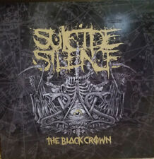 Suicide Silence - The Black Crown LP 180 Gram Colored Vinyl Album NEW RECORD