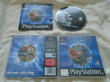 Populous The Beginning PS1 (COMPLETE) rare Bullfrog strategy Sony PlayStation