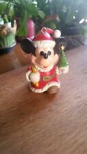 Vintage Micky Mouse Christmas Tree Ornament