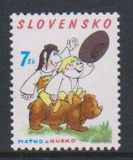 Slovakia - 2003, International Childrens Day stamp - MNH - SG 415