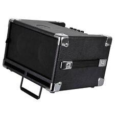 Phil Jones Cub BG-100 100-W Combo Bass Guitar Amplifier Amp & Carry Bag Black