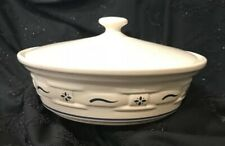 Longaberger Woven Traditons 1 Qt Covered Casserole