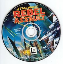 Star Wars REBEL ASSAULT Scifi Classic Original Vintage for MAC Game NEW