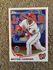 +++ Bryce Harper 2013 TOPPS Baseball Card #US180 - Washington Cittadini +++
