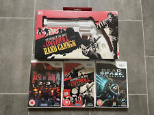 WII HOUSE OF THE DEAD 2 & 3 RETURN OVERKILL DEAD SPACE EXTRACTION & HAND CANNON