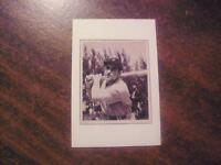 YOGI BERRA NEW YORK YANKEES 1989 BOWMAN BASEBALL SWEEPSTAKES CARD