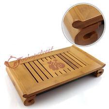 Top Tasteful Volume Basic Bamboo Chinese Gongfu Tea Table Serving tray 38*22cm