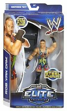 WWE ROB VAN DAM FIGURE ELITE SERIES 27 WRESTLING RVD FIRST IN LINE