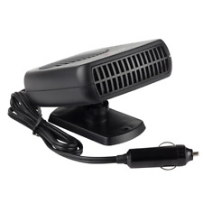 12-Volt Portable Car or Rv Heater/Defroster: Quick Heat without Engine Warmup