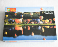 PUZZLE WORLD Vintage  Hot Air Balloons Jigsaw Puzzle 500 pc COMPLETE!!