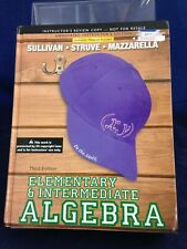 Elementary & Intermediate Algebra: Annotated Instructor's Ed. (3rd) 2014; 190207