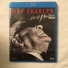 Ray Charles: Live at Montreux 1997 [Blu-ray] Used Free Shipping