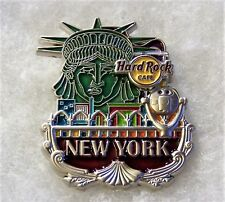 HARD ROCK CAFE NEW YORK 3D CORE ICON SERIES PIN # 94942