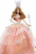 Mattel 2015 The Wizard of OZ Fantasy Glamour Glinda Doll Gold Label NEW NRFB