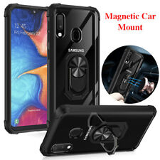 360°Rotation Ring Holder Stand Back Case Cover For Samsung A70 A50 A30 A20 A10