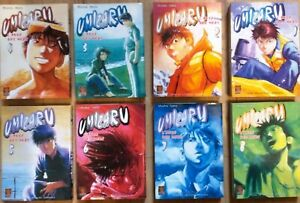 Los Manga Umizaru Engel Der Meeren Shuho Sato Kabuto Bände 1 Rechts 8