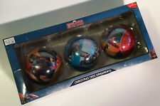 Hallmark Marvel Civil War Avengers Captain America Christmas Tree Ornaments New