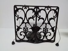 Easel for Books in Iron Cast Vintage, 27cm x 23cm