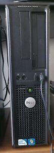 Ordinateur PC de bureau tour Windows 7 pack office 2007 intégré dual core