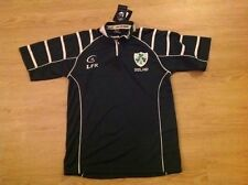 LIVE FOR RUGBY LFR IRELAND IRISH JERSEY GREEN /WHITE NWT SZ SMALL