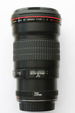 Canon EF 200mm F/2.8 L II USM Lens