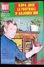 BUT Football 4/04/1980; Kopa Juge le Football d'aujourd'hui/ Poster Rocheteau