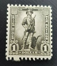 US STAMPS #WS10 War Savings Stamp   of $1.00 denomination MNH OG,