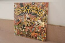 The Mighty Mighty Bosstones While we're at it NEW SEALED 2 vinyl Orange/Brown LP