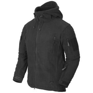 Helikon Tex Patriot Heavy Fleece Jacket - Black schwarz Outdoor Jacke