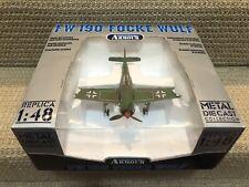 Franklin Mint 1:48 FW190 Focke Wulf, Richthofen III/JG2,  Luftwaffe, 98030
