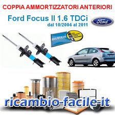 2 AMMORTIZZATORI ANTERIORI FORD FOCUS II C-MAX  1.6 TDCI BILSTEIN 1.8 2.0 1.4