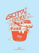 [PRE-ORDER] GOT7 - GOT7 WORKING EAT HOLIDAY IN JEJU DVD+A SPECIAL EDITIOIN GIFT