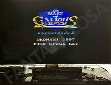 Juego original MSX - Konami - The Maze of Galious - Knightmare II - RC749
